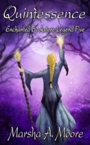 Quintessence: Enchanted Bookstore Legend Five