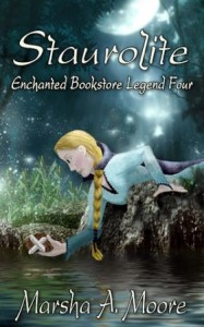 Staurolite: Enchanted Bookstore Legend Four